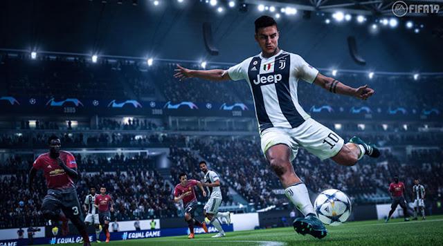 تحميل لعبة فيفا 19 ديمو للكمبيوتر برابط مباشر وسريع 2018