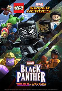 LEGO Marvel Super Heroes: Black Panther – Trouble in Wakanda (2018) Hindi Dual Audio HDRip | 720p