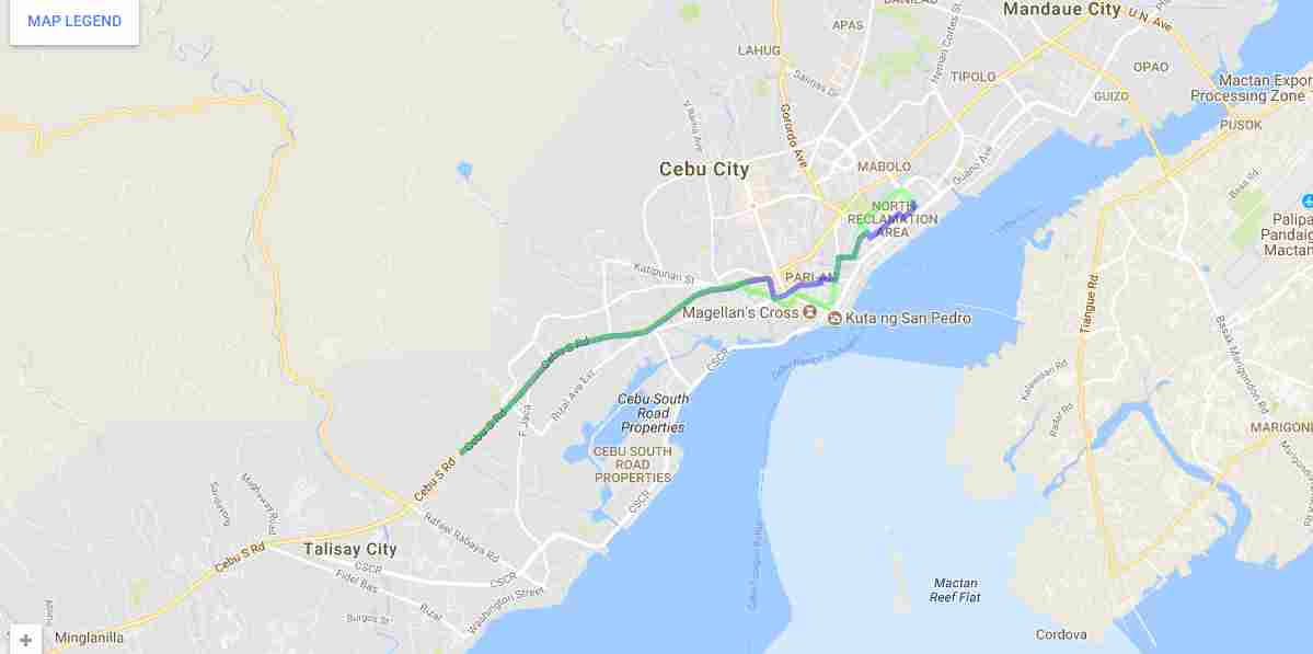 Ride a Jeepney in Cebu and its Travel Routes Code 10M Destination Bulacao SM Map Best of Philippines 2018