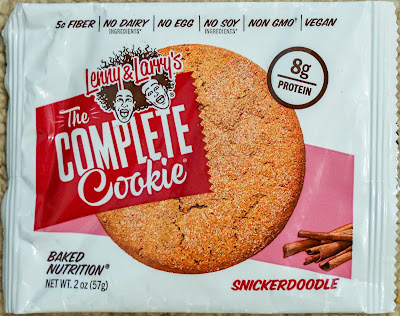 Product Review - Lenny&Larry's The Complete Cookie