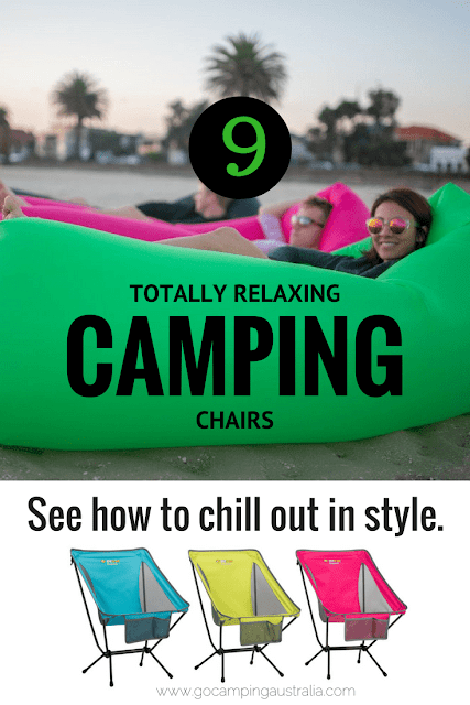 9 Camping chairs to help you relax in style and comfort