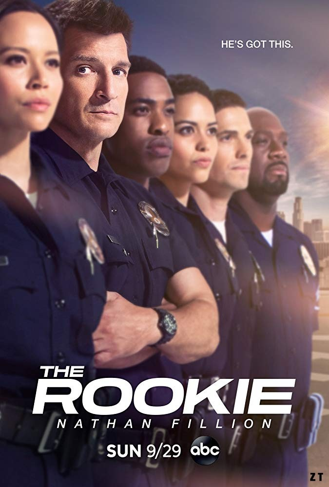 The Rookie : le flic de Los Angeles – Saison 2 [Streaming] [Telechargement]