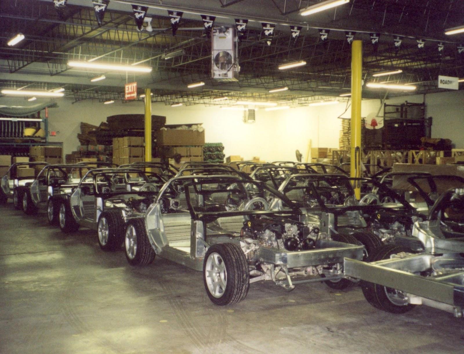 The C5 Corvette Kit