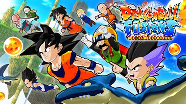Bandai Namco anuncia Dragon Ball Fusions