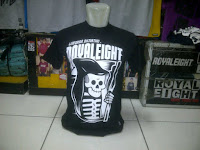 kaos royal eight, kaos distro royal eight, kaos distro bandung, grosir kaos distro, kaos distro terbaru