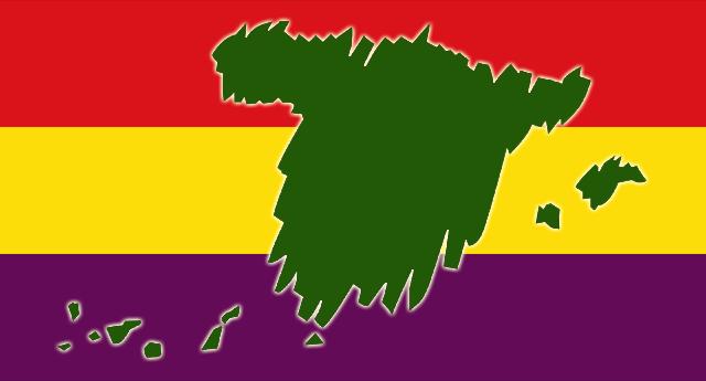 Izquierda Unida reafirma su apuesta por la República Federal