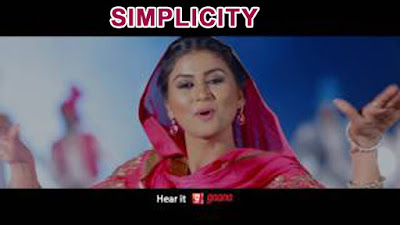 Simplicity Lyrics - Sabee Sohal | Punjabi Songs 2017 | Speed Records