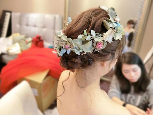 新娘造型2017 | 婚紗造型2017