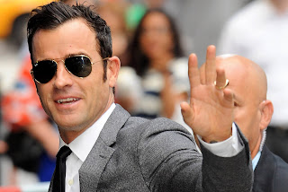 Actress Jennifer Aniston and Justin Theroux breakup