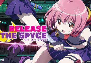 جميع حلقات الأنمي Release the Spyce مترجم