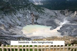 Sunda: Sasakala Batu Sangkuriang