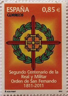 II CENTENARIO DE LA REAL Y MILITAR ORDEN DE SAN FERNANDO