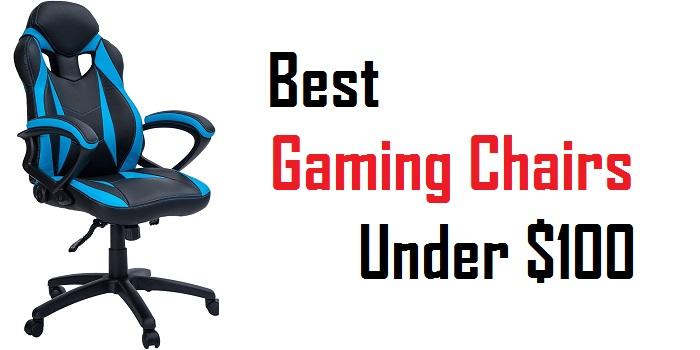 Amazing Techcinema Top 10 Best Gaming Chairs Under 100 Home Interior And Landscaping Elinuenasavecom