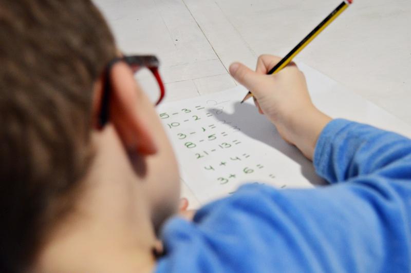 matematicas divertidas para niños