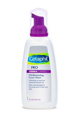 Pencuci muka Cetaphil PRO Oil Removing Foam Wash