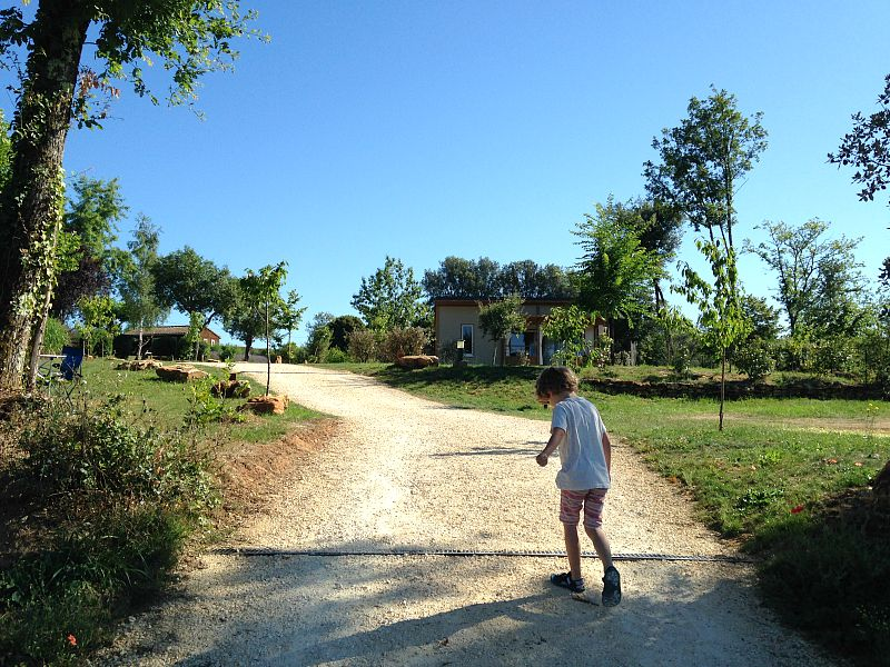 glamping in the dordogne