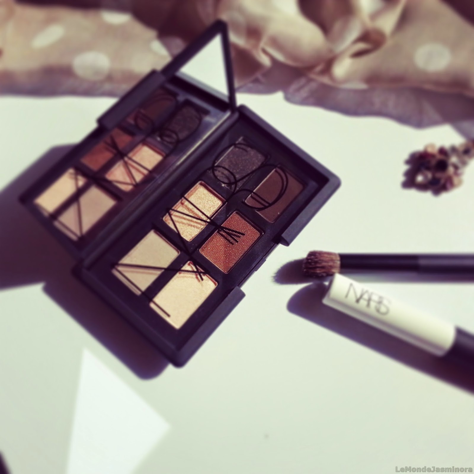 Nars, Nars And God Created the Woman palette, Nars Smudge Proof Eyeshadow Base