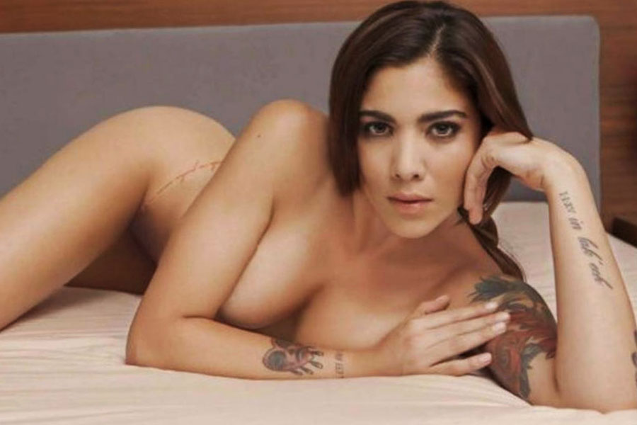 fotos erika fernandez fox mexico desnuda