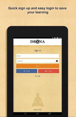 Drona Educational App - General Knowledge (GK) & New Current Affairs 52,600 + Previously Asked Questions with Daily Updates