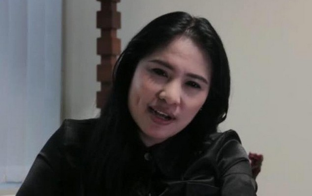 "Penginjil Cantik Ini Dukung Anies-Sandi: ""Anies-Sandi Santun, Tutur Katanya Menebar Kasih"""