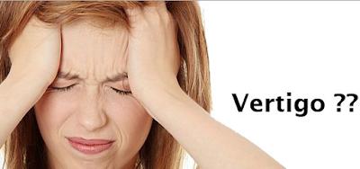 Penyebab Penyakit Vertigo Dan Cara Penyembuhannya