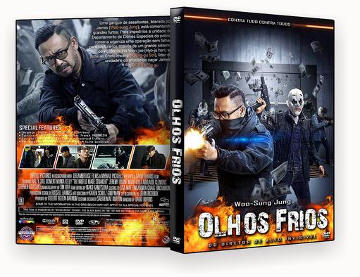 CAPA DVD – Olhos Frios Dublado – ISO