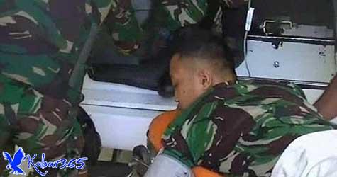 3 Anggota TNI Terluka Akibat Ditembaki Kelompok Separatis di Papua