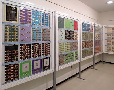 Exposición de Coleccionismo en el Ateneo de la Calzada: vitolas