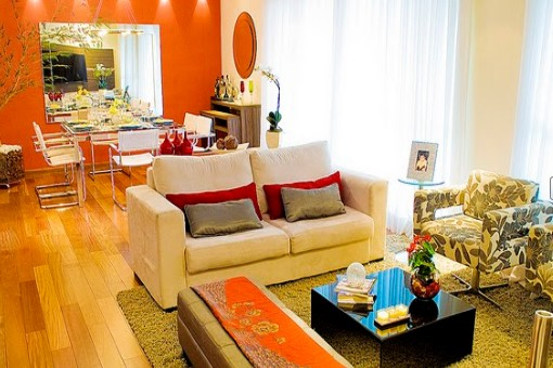 5 tips for integrating the living room and dining room 4