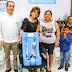 Atención a las familias más vulnerables, prioridad del Ayuntamiento de Mérida: María Fritz
