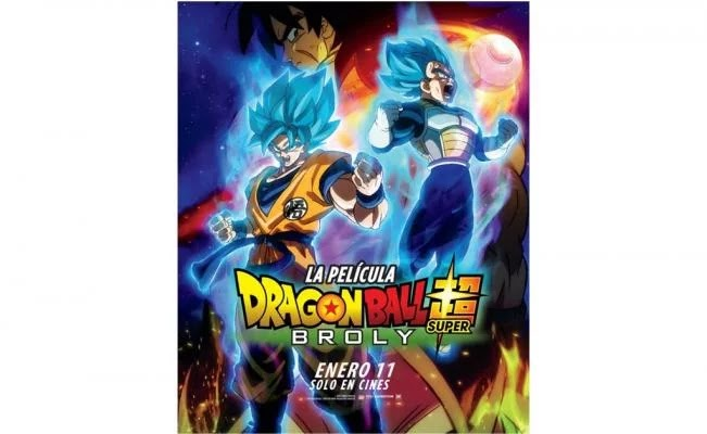 Dragon Ball Z Broly Wallpeper Hd 2019 Descarga Gratis Zeicor