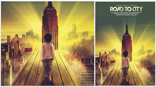 Create an Movie Poster Concepts Photoshop Tutorial