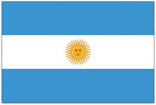 Bandeira da República da Argentina