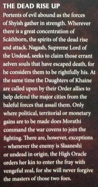 Hijas de Khaine Reinos Mortales