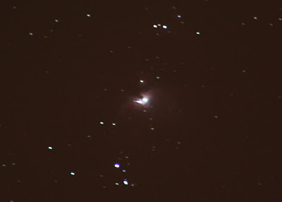 orion nebula photoshop stack