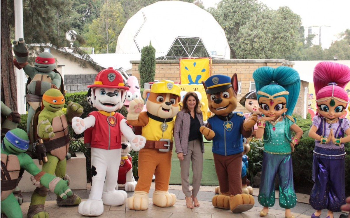 At Nickelodeon Latinoamericas 11th Annual Verano Nick Jr Activation Its Fourth At Granja De Las Americas Kids And Families Can Enjoy Five Exclusive