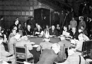 Penjelasan Konferensi (International) Perang dunia II