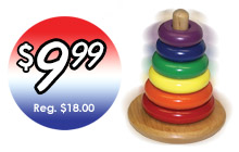 Classic Rocky Color Cone only $9.99 through June 30, 2017.