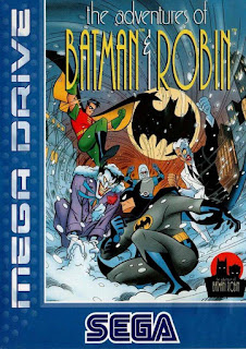The Adventures of Batman & Robin (BR) [ SMD ]