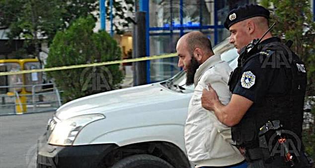 #Kosovo #Metohija #Srbija #Albanci #Terorizam #ISIS #Imam #Sud