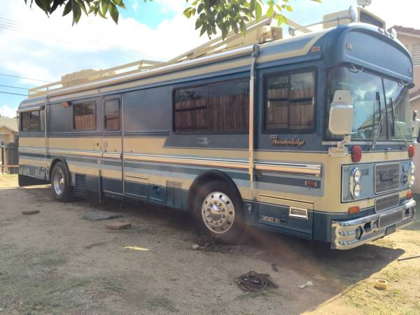 Wanderlodge For Sale >> Used RVs 1985 Bluebird Wanderlodge For Sale by Owner