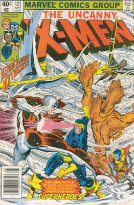 Uncanny X-Men #121, Alpha Force