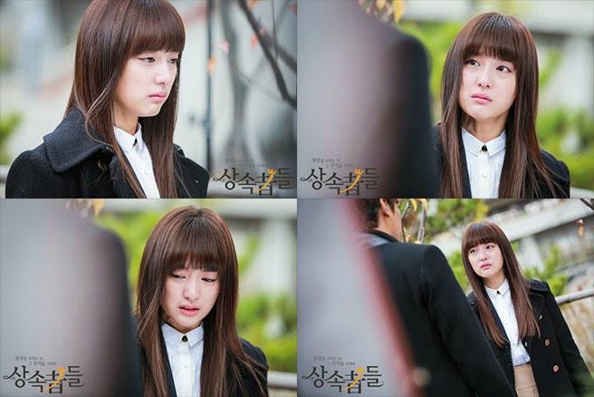 Wandha Syakishtiani 이민호: Lee Min Ho Makes Kim Ji Won Cry