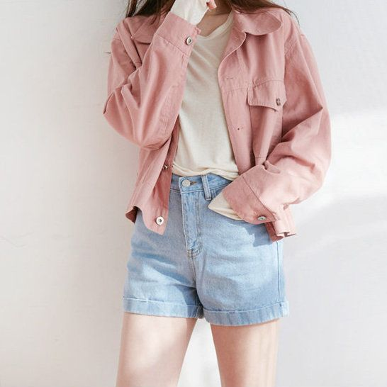 Ways to Style Denim Shorts for Summer