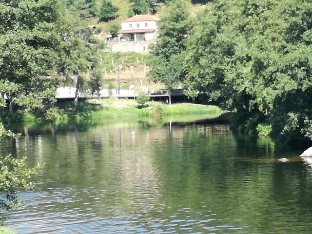 Zona Fluvial para desportos