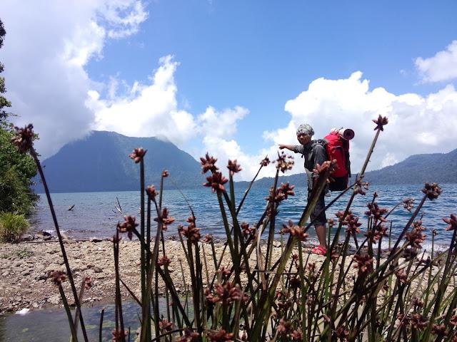 Guide Gunung Tujuh Lake