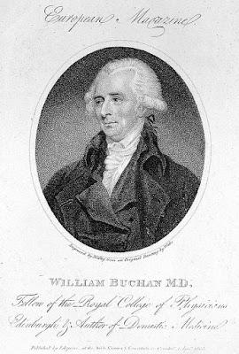 Portrait of William Buchan