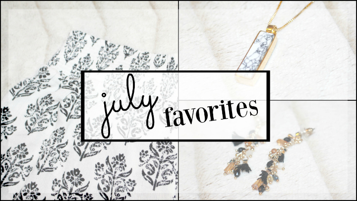 blogger-link-ups, monthly-favorites-video, fashion-blog-link-up, Friday Favorites, friday-blog-link-ups, friday-favorites-link-up, friday-favorites-the-closet-by-christie, popular-fashion-blogs, july-2016-favorites, monthly-favorites-youtube-video, youtube-blogger