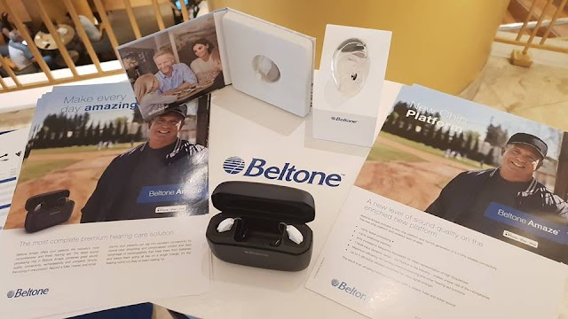 Aikontech brings Beltone to the Philippines.