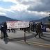 Έκλεισε η Νέα Εθνική Οδός Πατρών-Κορίνθου από τους αγρότες στο ύψος του Αιγίου